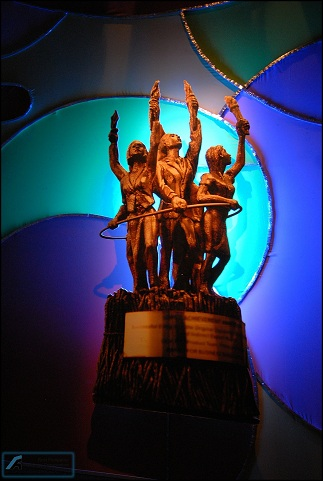 Lopez Achievement Award Trophy