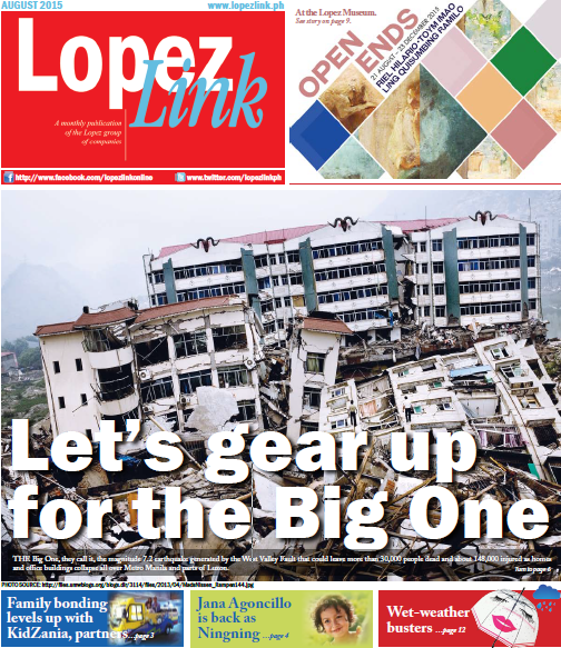 Lopezlink August 2015 issue