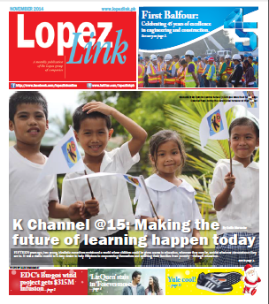November 2014: Knowledge Channel at 15: Making the future of learning happen today