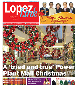 LopezLink December 2016 issue