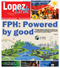 June 2014: First Philippine Holdings: Powered by Good